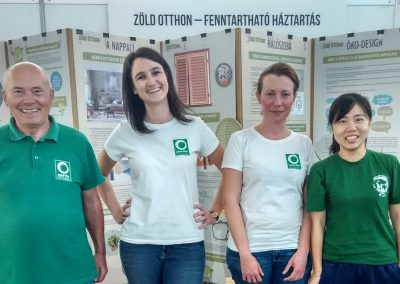 ZÖLD KÖR – a Föld barátai Magyarország tagja